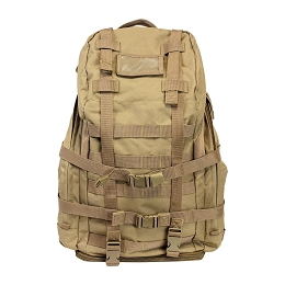 TACTICAL 3 DAY BACKPACK - TAN