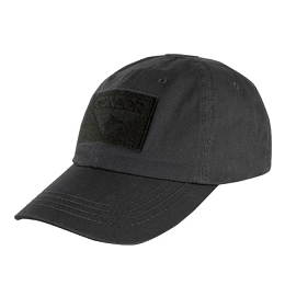 TACTICAL CAP - BLACK