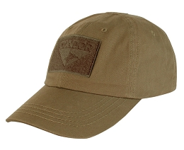 TACTICAL CAP - COYOTE BROWN