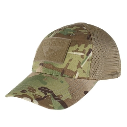 TACTICAL CAP, MESH BACK - MULTICAM