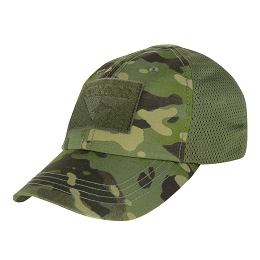 TACTICAL CAP, MESH BACK - MULTICAM TROPIC