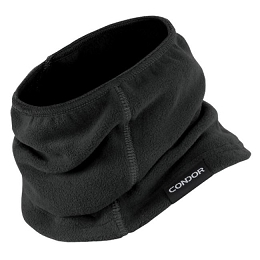 THERMO NECK GAITER - BLACK