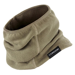 THERMO NECK GAITER - TAN