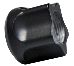 THREAD PROTECTOR - BLACK
