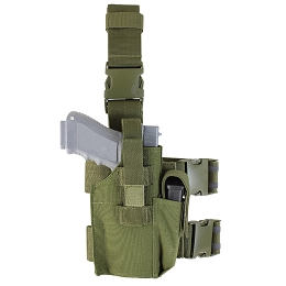 TACTICAL LEG HOLSTER - OLIVE DRAB