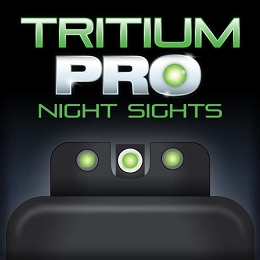 TRITIUM PRO - TRITIUM HANDGUN DAY/NIGHT SIGHT SET