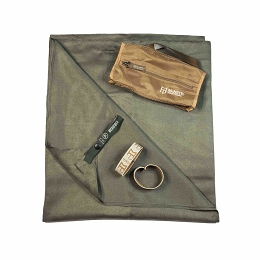 ULTRA COMPACT MICROFIBRE TOWEL - EXTRA LARGE - OD GREEN 62
