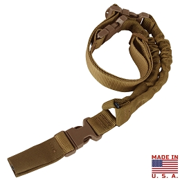 COBRA ONE POINT BUNGEE SLING - COYOTE BROWN
