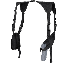 UNIVERSAL SHOULDER HOLSTER - BLACK