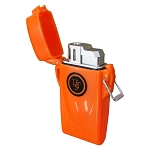 STORMPROOF FLOATING LIGHTER - ORANGE