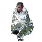 SURVIVAL BLANKET - REFLECTIVE