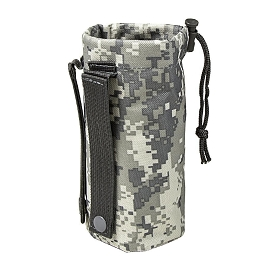 WATER BOTTLE / ACCESSORY POUCH - DIGITAL CAMO