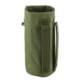 WATER BOTTLE / ACCESSORY POUCH - GREEN