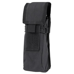 WATER BOTTLE POUCH - BLACK