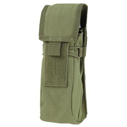 WATER BOTTLE POUCH - OLIVE DRAB