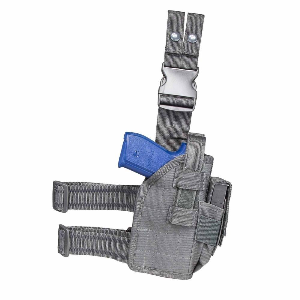UNIVERSAL DROP LEG HOLSTER - URBAN GRAY (2954)