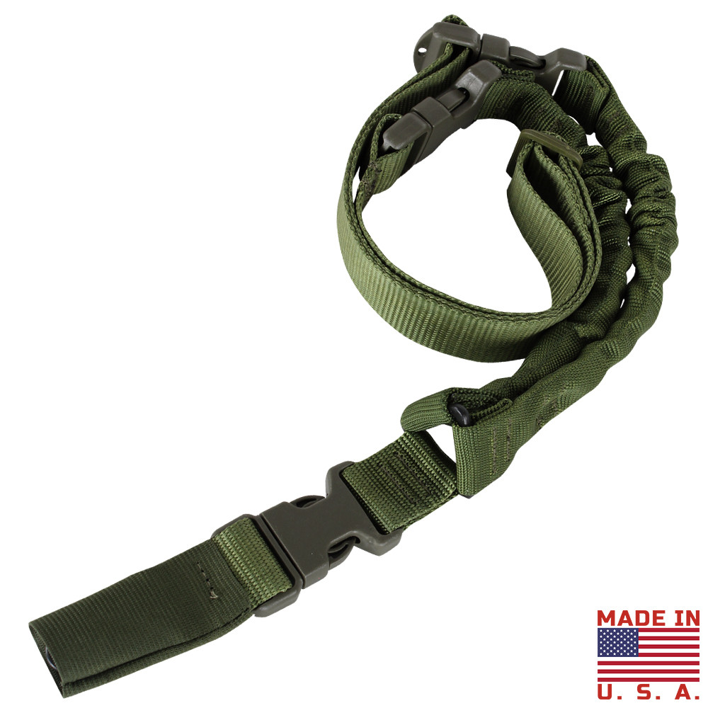 COBRA ONE POINT BUNGEE SLING - OLIVE DRAB