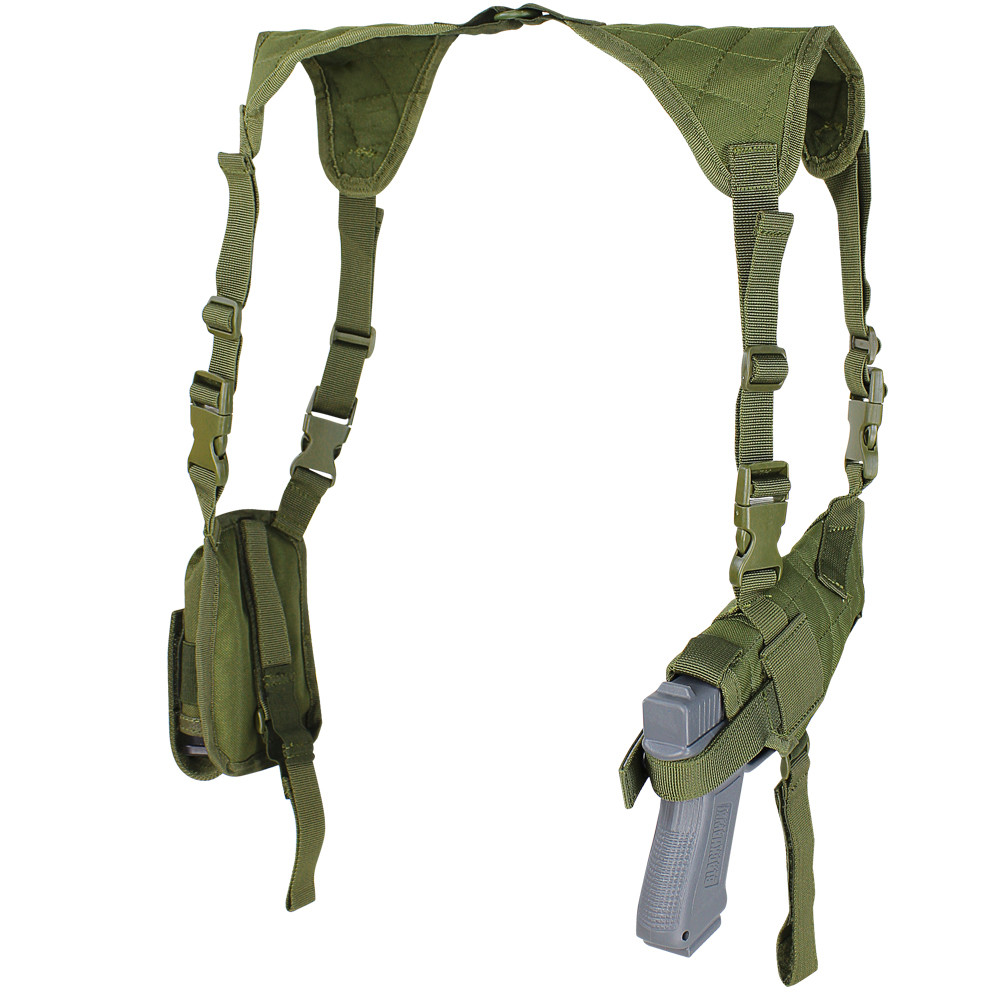 UNIVERSAL SHOULDER HOLSTER - OLIVE DRAB