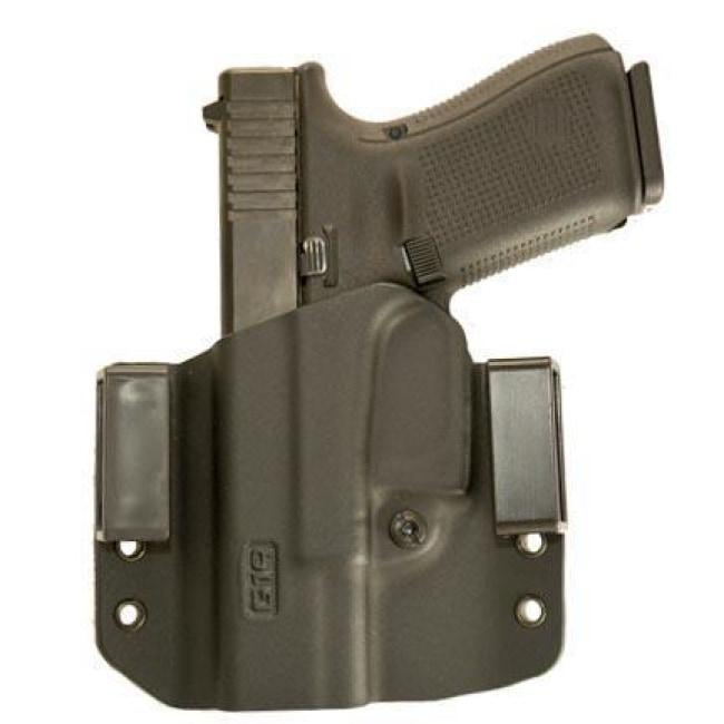 WARRIOR KYDEX HOLSTER - STEALTH OWB - COMP-TAC