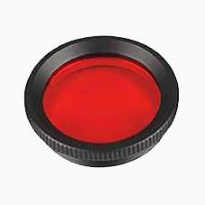 FILTER, RED - FITS ACEBEAM T36